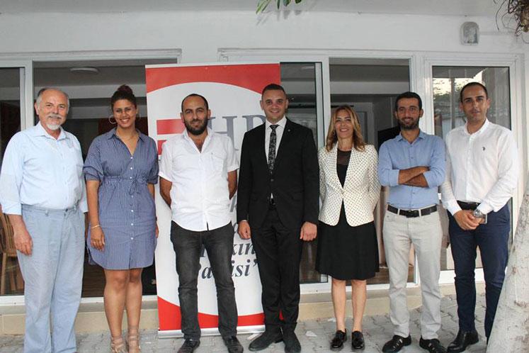 Halkın Partisi Girne İlçe Başkanı Ahmet Tokatlıoğlu Oldu