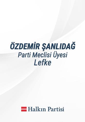 ÖZDEMİR-ŞANLIDAĞ