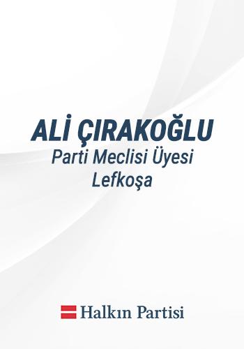 ALİ-ÇIRAKOĞLU