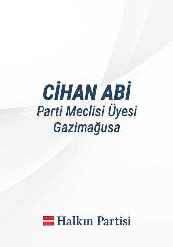 CİHAN-ABİ
