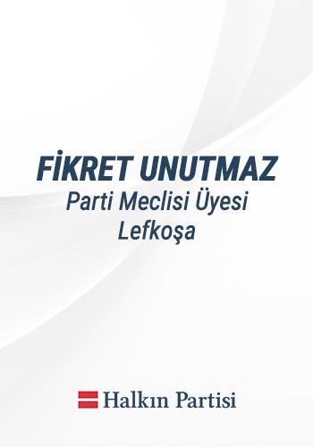 FİKRET-UNUTMAZ