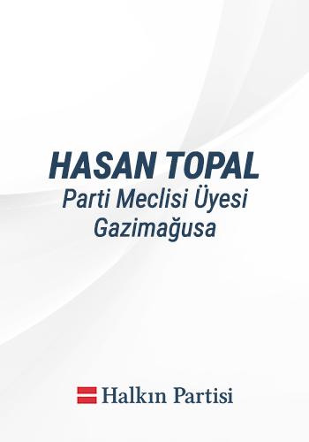 HASAN-TOPAL