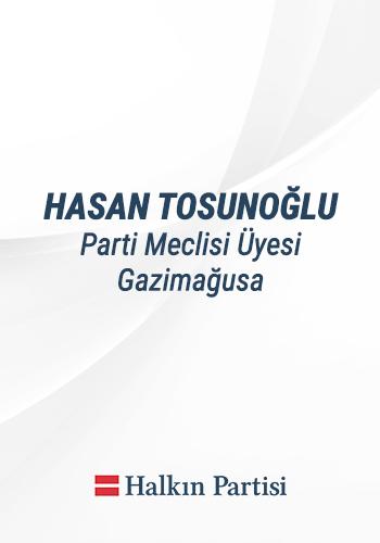 HASAN-TOSUNOĞLU