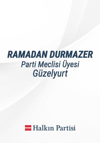 RAMADAN-DURMAZER