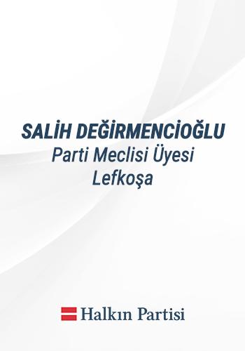 SALİH-DEĞİRMENCİOĞLU