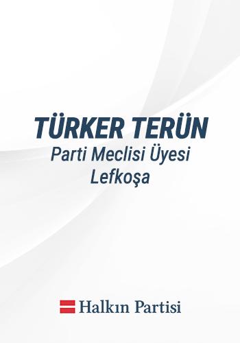 TÜRKER-TERÜN