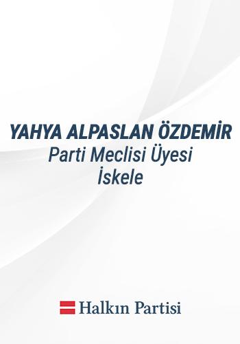 YAHYA-ALPASLAN-ÖZDEMİR